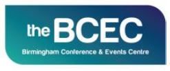 BCEC Logo - Venue